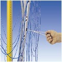 Deluxe Rotary Outdoor Washing Line - 550-UK