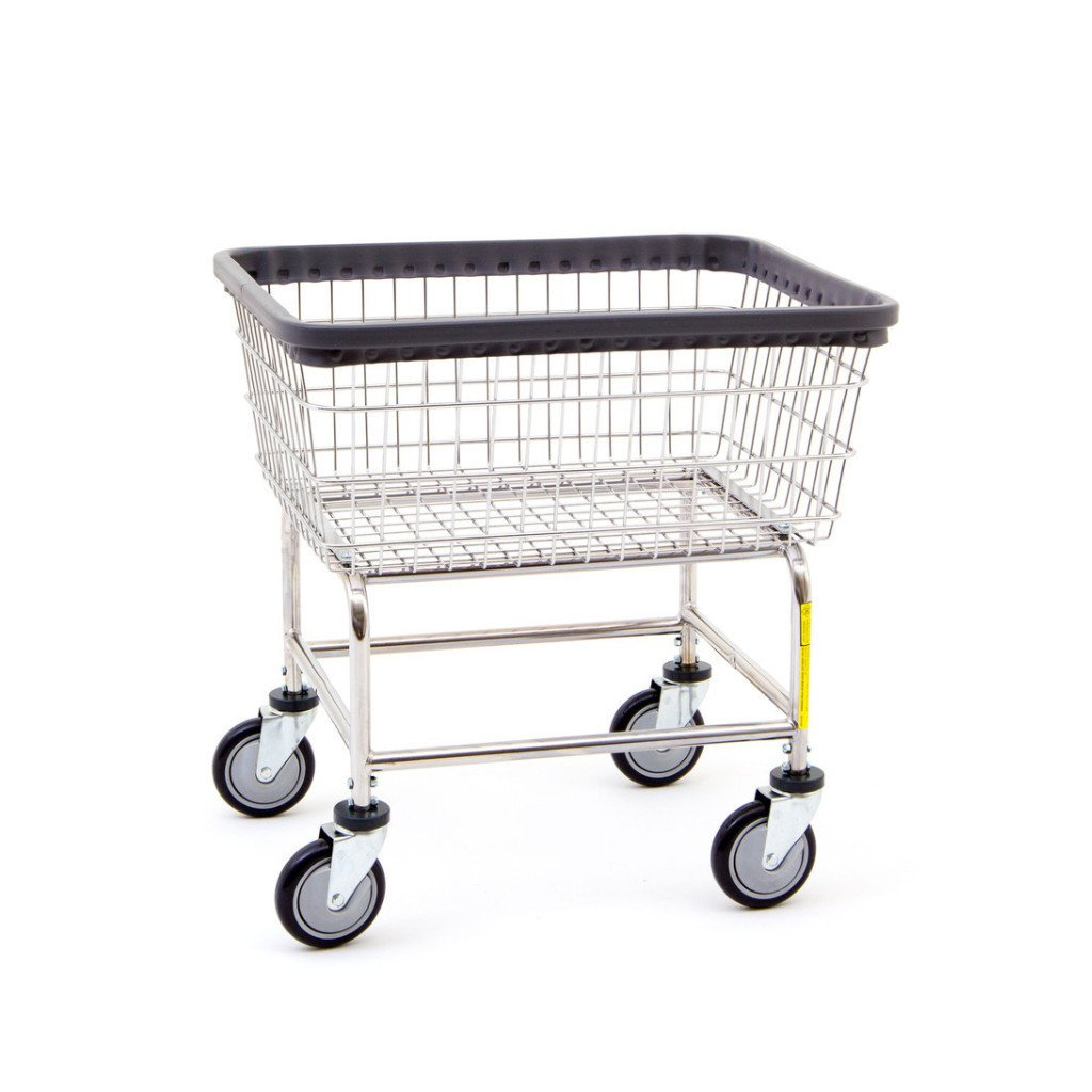 Commercial Laundry Carts on Wheels | Clotheslines.com