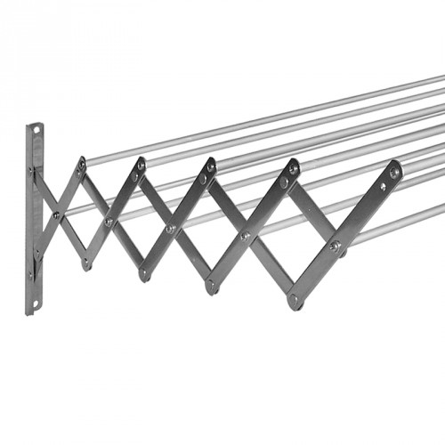 Heavy Duty Wall Mounted Drying Rack Clotheslines Com