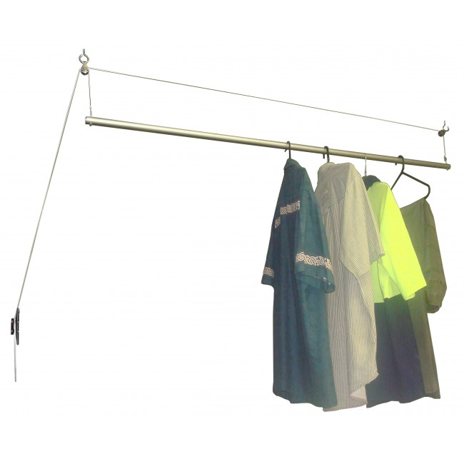 Ceiling Mounted Drying Rack Clotheslines Com