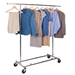 Commercial Folding Garment Rack - 9550KD