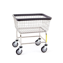 Commercial Laundry Carts on Wheels