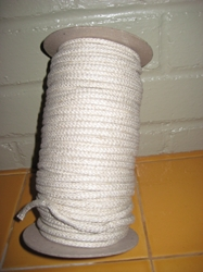Organic Hemp Braided Clothesline Rope