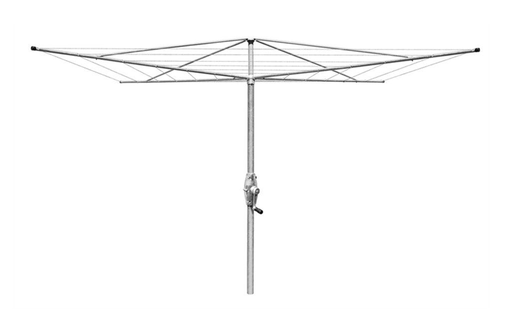 Clotheslines For Small Backyards umbrella clotheslines | rotary clotheslines - clotheslines