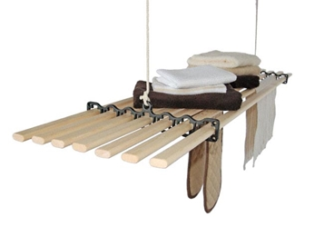 Seven Lath Gismo Ceiling Clothes Airer