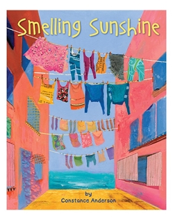 Smelling Sunshine Children's Book