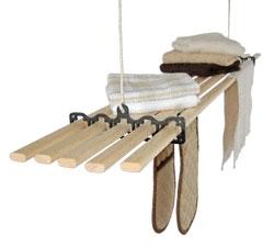 Five Lath Gismo Ceiling Clothes Airer Clotheslines Com