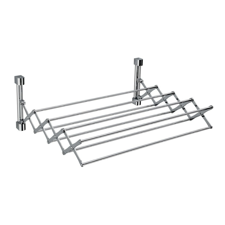 Luxury Brass Wall Mounted Drying Rack Clotheslines Com