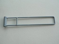 Clothesline Spreader Docking Bracket