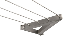 Stainless Steel Custom Folding Clotheslines